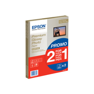 EPSON Glossy Photo Paper BOGOF