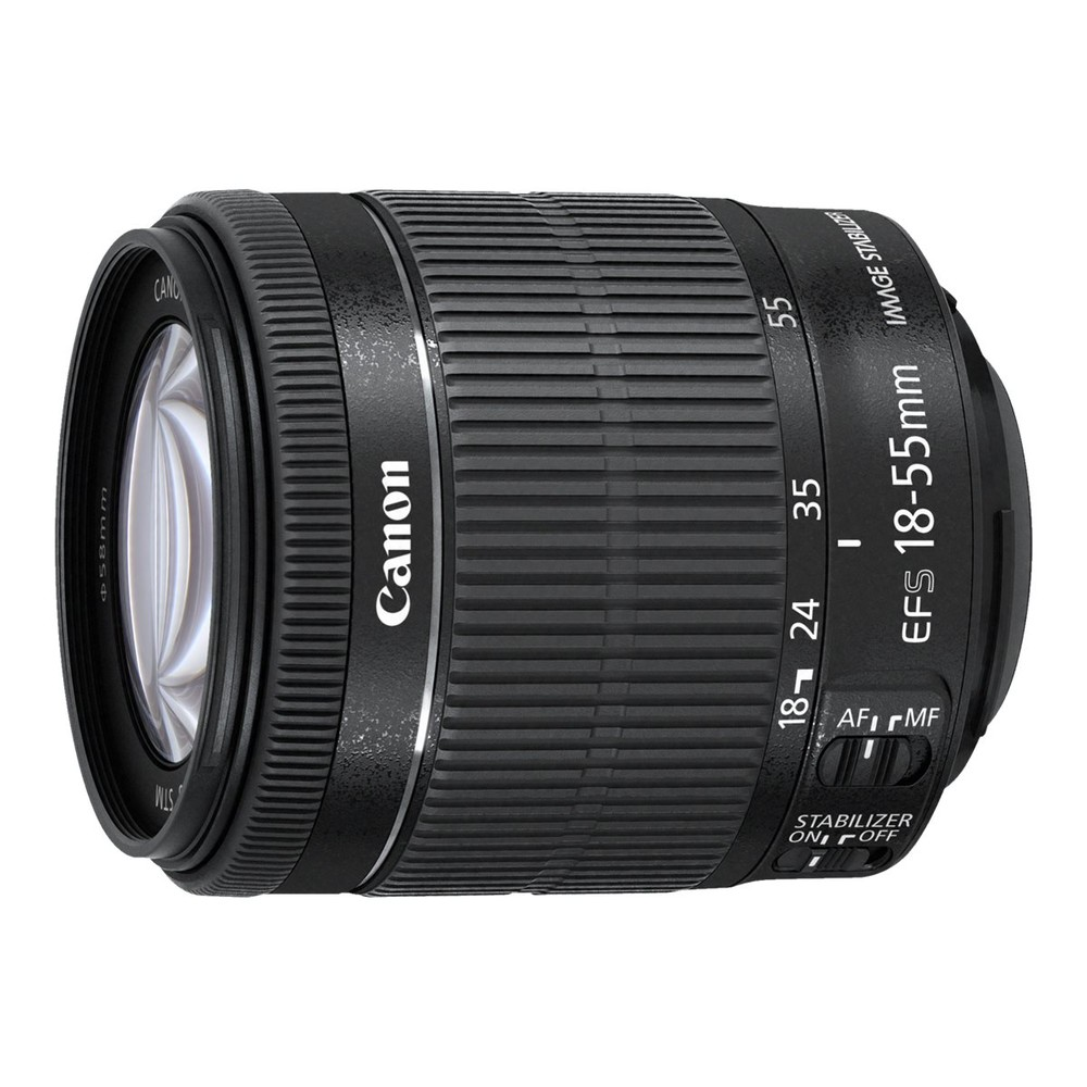 CANON EF-S 18 mm - 55 mm f/3.5-5.6
