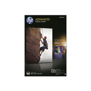 HP Advanced Glossy Photo Papier