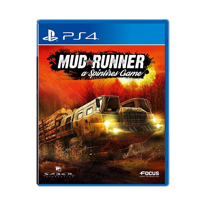 Fango Runner a Spintires Game (FR)