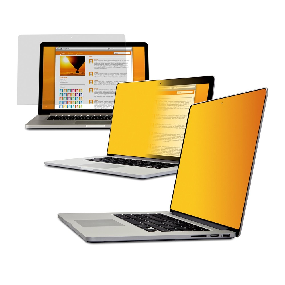 3M Gold Privacy Screen Protector MacBook